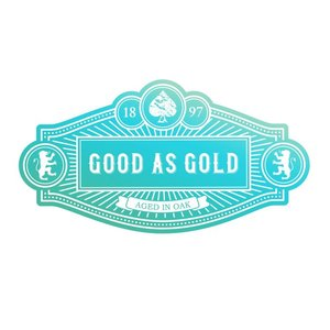 CO726835 Couture Creations – Mini Stamp - Gentleman's Emporium - Good as Gold Sentiment (1pc)
