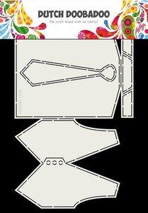 Dutch Doobadoo Card Art Suit - in pak A4 470.713.737