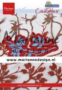 Marianne D Creatable Petra's Bessen LR0628 36x23 mm, 89x37 mm
