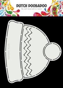 Dutch Doobadoo Card Art A5 Muts 470.713.748