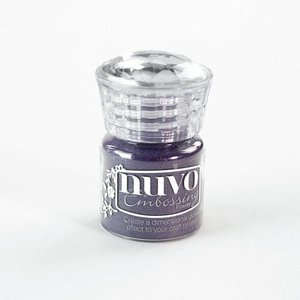 Nuvo Embossing poeder - purple haze 610N
