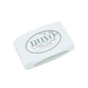 Nuvo ink pads - clear mark embossing pad 101N