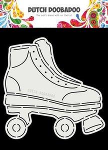Dutch Doobadoo Card Art Rollerskates A5 470.713.756
