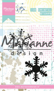 MM1626 Marianne Design Cling stamp Tiny's ice crystal