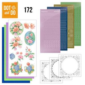 Dot and Do 172 - Aquarel Tulpen en meer