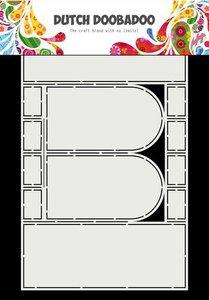 Dutch Doobadoo Card Art A4 Window - boog 470.713.772 (02-20)