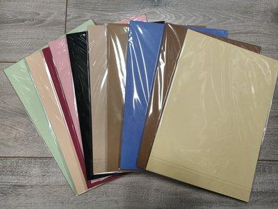 PAK010 - A4 - 10 pakjes a 10 vel - Glad - Assortiment kleuren