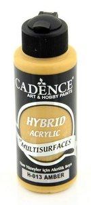Cadence Hybride acrylverf (semi mat) Amber 01 001 0013 0120  120 ml