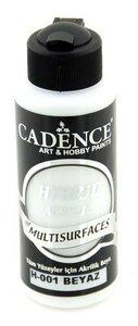 Cadence Hybride acrylverf (semi mat) Wit 01 001 0001 0120  120 ml