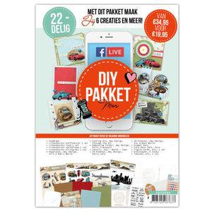 Facebook Live DIY Pakket - Men