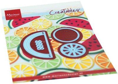 Marianne Design Creatable Fruit LR0668 33mm 55x27mm