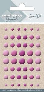 CDEED014 Card Deco Essentials - Enamel Dots Pink