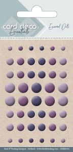 CDEED011 Card Deco Essentials - Enamel Dots Purple