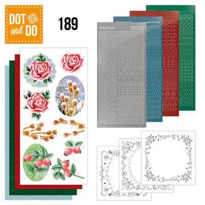 Dot and Do 189 - Jeanine's Art - Winter Flowers