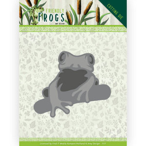 ADD10230 Dies - Amy Design - Friendly Frogs - Tree frog