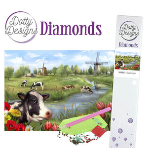 DDD1025 Dotty Designs Diamonds - Landscape