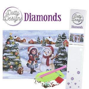 DDD1018 Dotty Designs Diamonds - Winter Wonderland