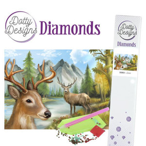 DDD1031 Dotty Designs Diamonds - Deer