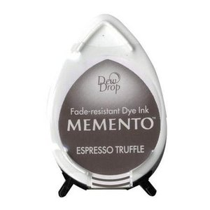 MD-808 - Memento klein - InkPad- Expresso Truffle