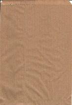Papieren Zakje 21x30 cm kraft