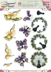 SB10137 - Pushout - Precious Marieke - Seasonal Flowers