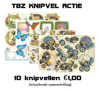 TBZ Knipvelpakket 10 stuks per verpakking