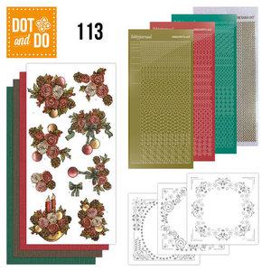 Dot and Do 113- Christmas Flowers