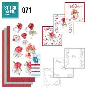 Stitch and Do 71 - Wedding