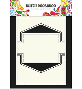 470.713.321 Dutch DooBaDoo – Card Art – Swingcard 7 – 22x15cm