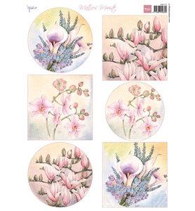 MB0170 - Marianne Design - Knipvel - Matties mooiste Magnolia