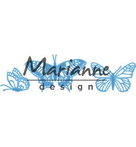 LR0509 - Marianne Design - Creatables - Tiny's Butterflies set - 3pcs - 72x44 53x35 34x28mm