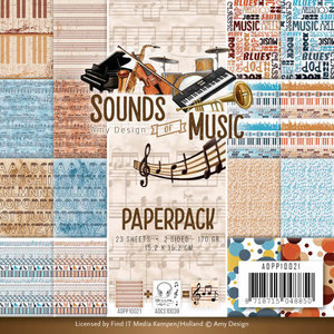 ADPP10021 - Paperpack - Amy Design - Sounds of Music