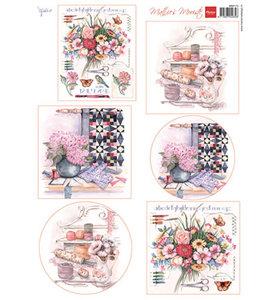 MB0172 - Marianne Design - Knipvel - Matties Needlework