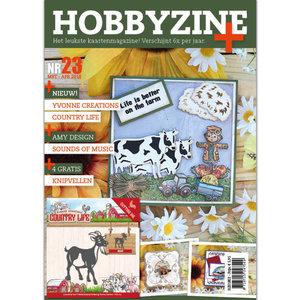 Hobbyzine Plus 23 met gratis mal