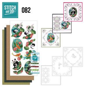 Stitch and Do 82 - Oriental