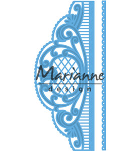 LR0525 - Marianne Design - Creatables - Anjas Border - 51x135mm