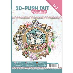 3D uitdrukvellenboek 7 Occasions