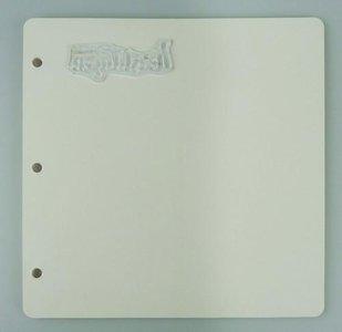 Nellie's Choice Navulling bladen clearstempelmap EFC004 10st WIPL002 19,8x20cm
