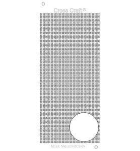 Nellie Snellen – CrossCraft stickers – White