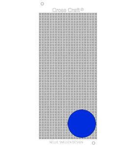 Nellie Snellen – CrossCraft stickers – Mirror blue