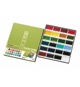 Gansai Tambi Set 24 Colours