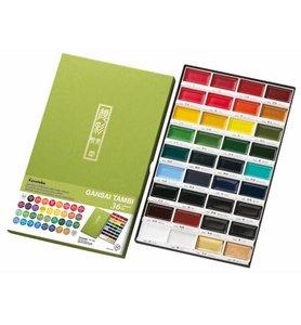 Gansai Tambi Set 36 Colours