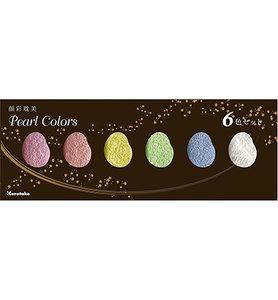 Gansai Tambi Pearl Colors,  6 Colors set