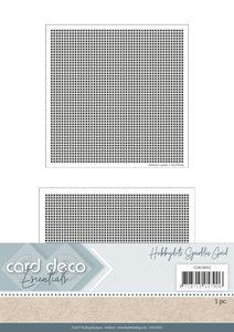 Hobbydots Sparkles Grid – Vierkant en A6