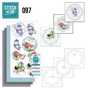 Stitch and Do 97 - Warm Winter