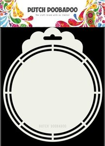 Dutch Doobadoo Dutch Shape Art Circle Eurolock 470.713.169 A5