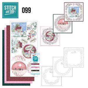Stitch and Do 99 Winter Night