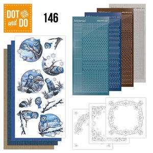Dot & Do 146 Winter Owls