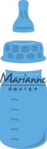 Marianne Design Creatable Baby fles LR0575 11x16 cm