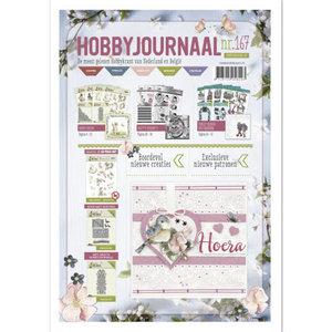 HJ167 Hobbyjournaal 167 met gratis uitdrukvel